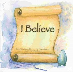 "The Book ""I Believe"" by Terry Garchinski"